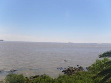 Vista para o Rio de la Plata